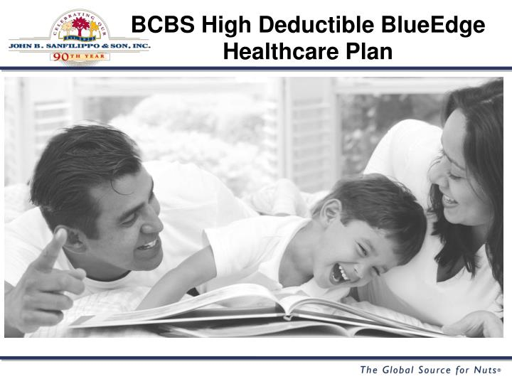 BCBS High Deductible