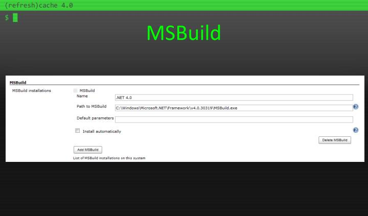 MSBuild