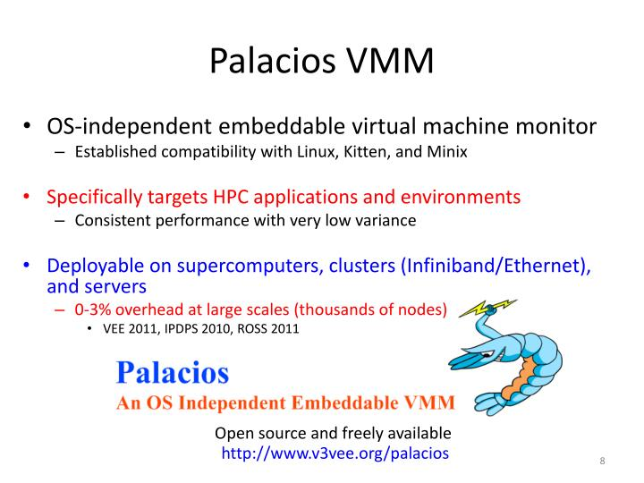 Palacios VMM