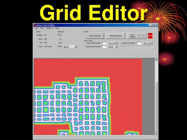 Grid Editor