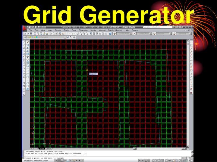 Grid Generator