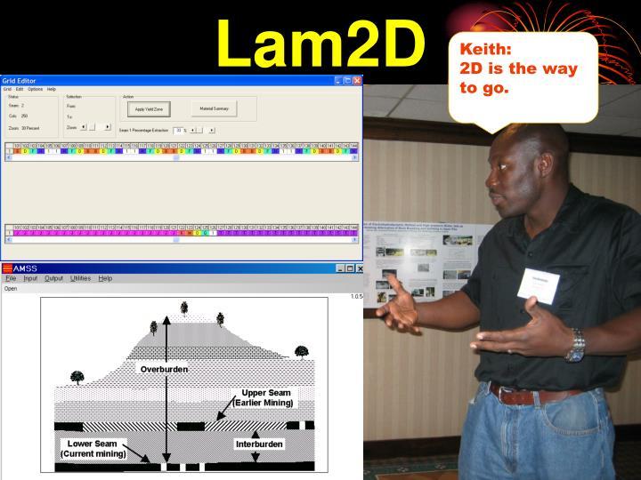 Lam2D