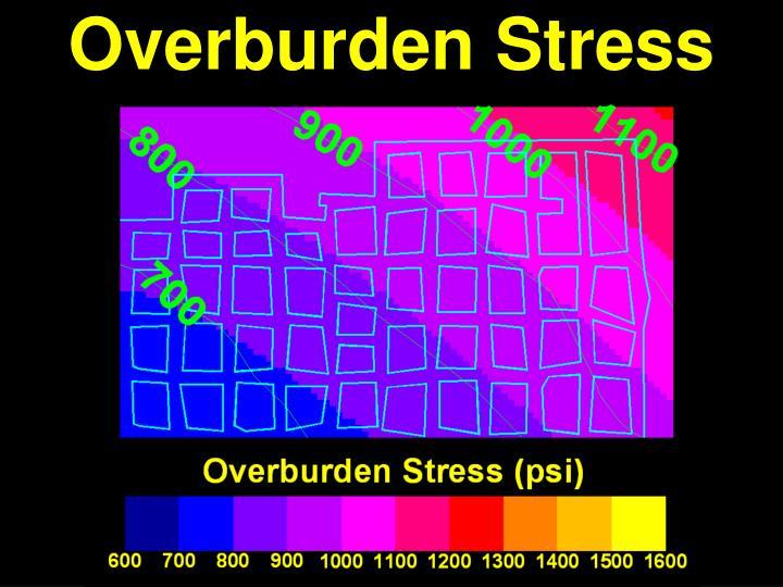 Overburden Stress