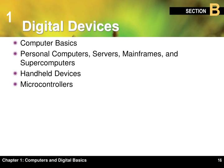 Digital Devices