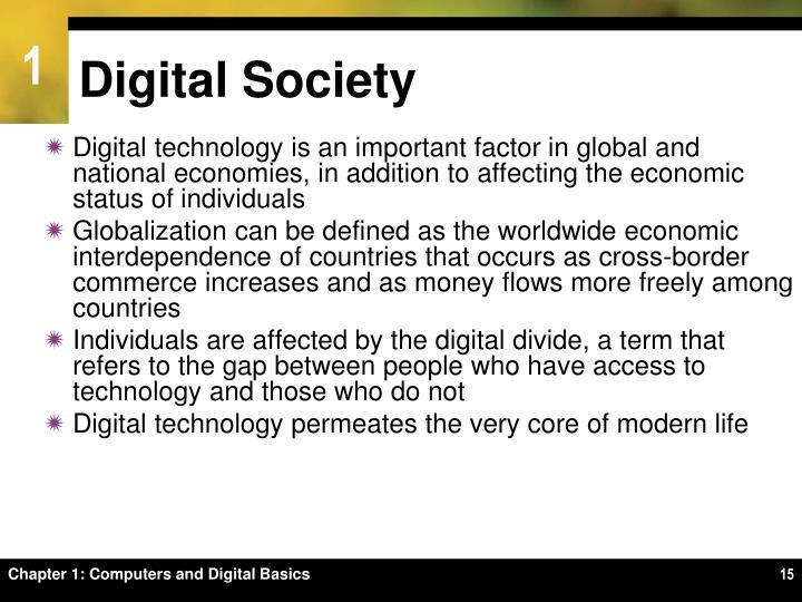 Digital Society