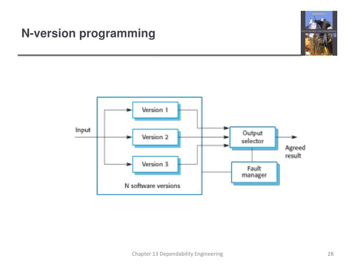 N-version programming