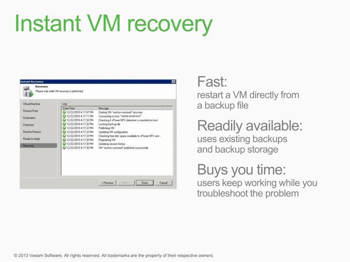 Instant VM