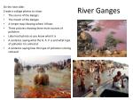 river g anges