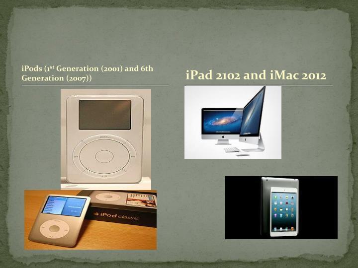 iPods (1