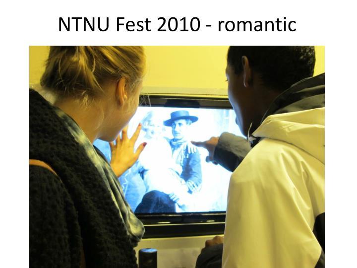 NTNU Fest 2010 -