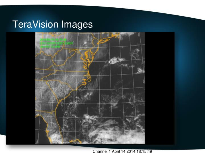 TeraVision Images