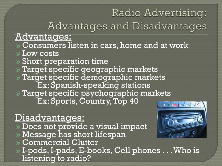 Radio Advertising: