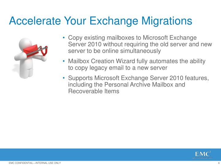 Accelerate Your Exchange Migrations