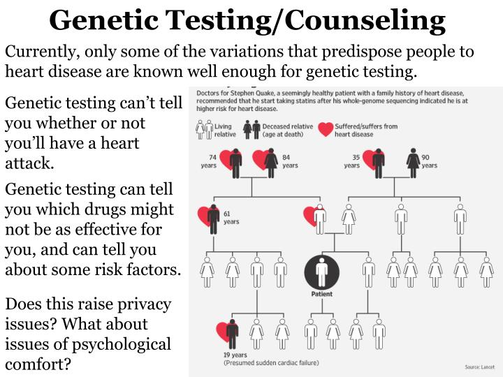 Genetic Testing/Counseling