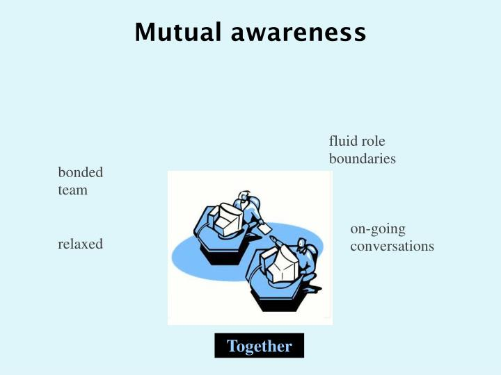 Mutual awareness