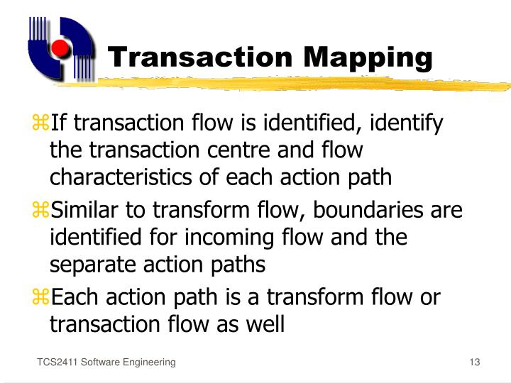 Transaction Mapping