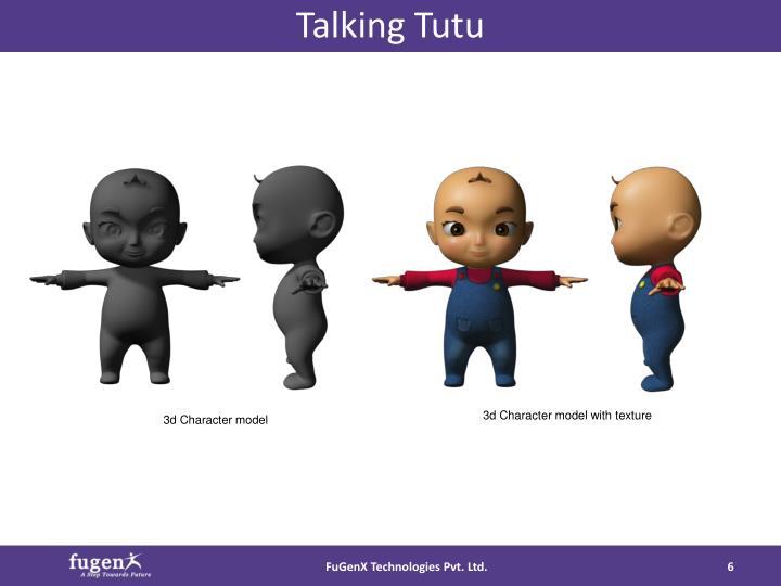 Talking Tutu