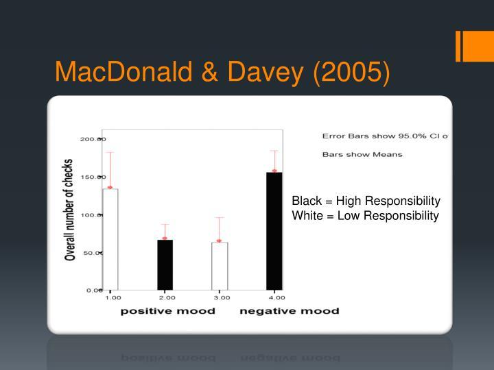 MacDonald & Davey (2005)