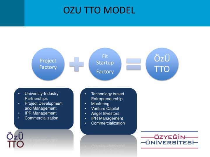 OZU TTO MODEL