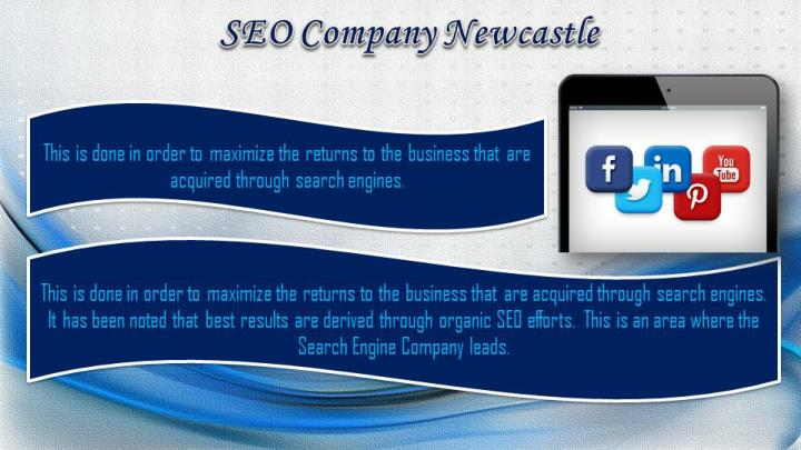 Seo company newcastle