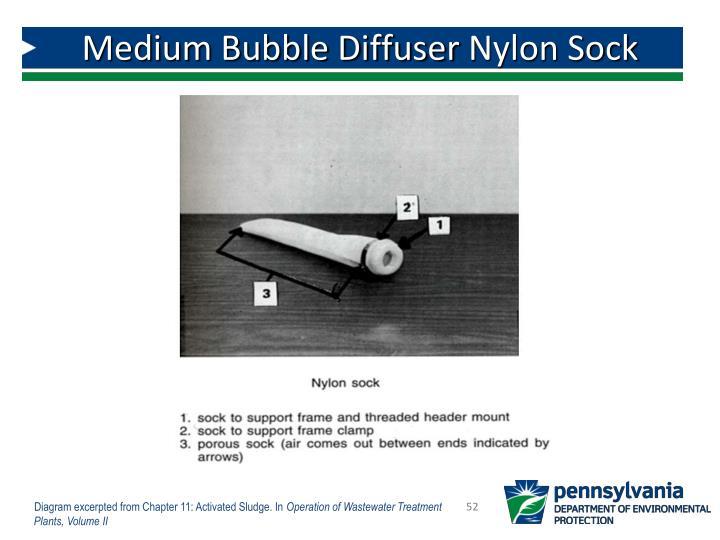 Medium Bubble Diffuser