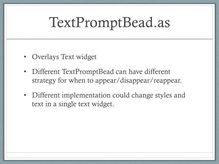 TextPromptBead.as