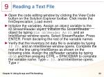 reading a text file2