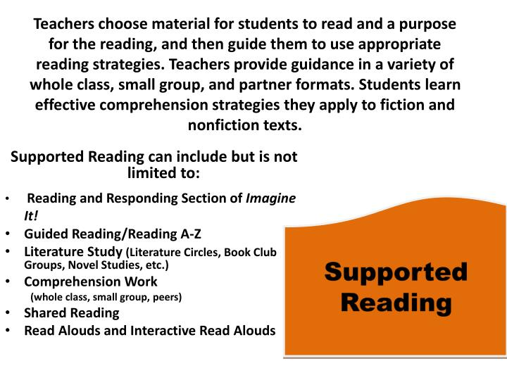 limits of reading