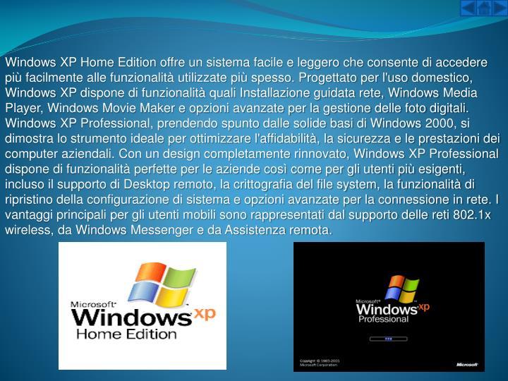 WindowsXP Home