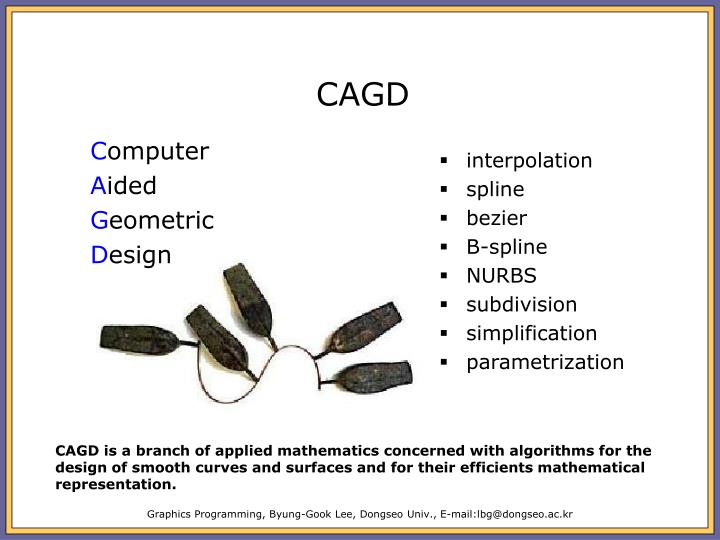 CAGD