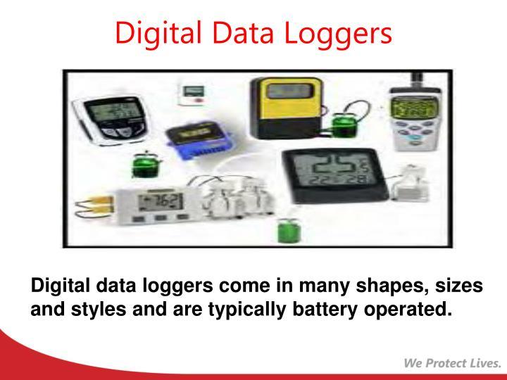 Digital Data Loggers