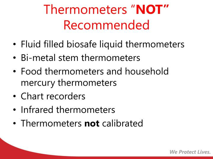 Thermometers ""