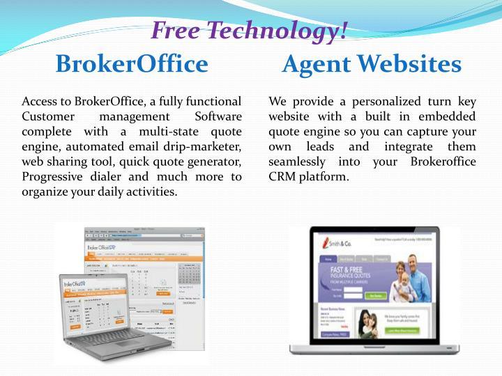 Free Technology!