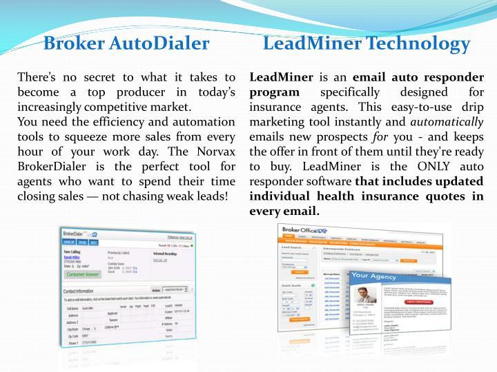 Broker AutoDialer