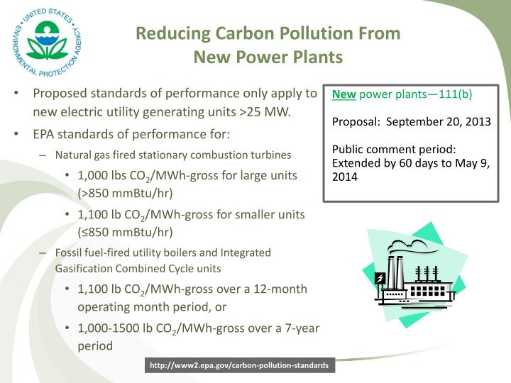 Reducing Carbon Pollution From