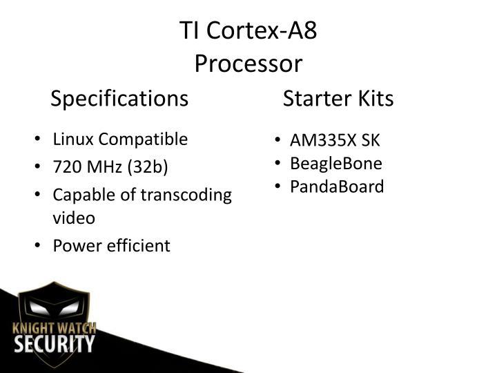 TI Cortex-A8