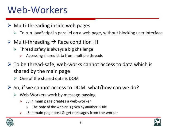 Web-Workers