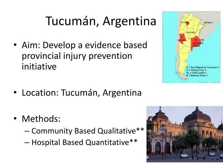 Tucumán, Argentina
