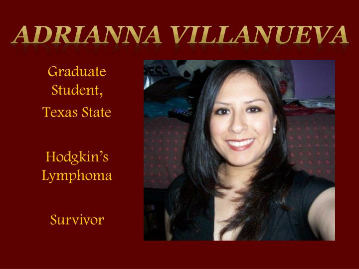 Adrianna Villanueva