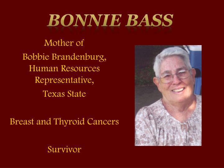 Bonnie Bass