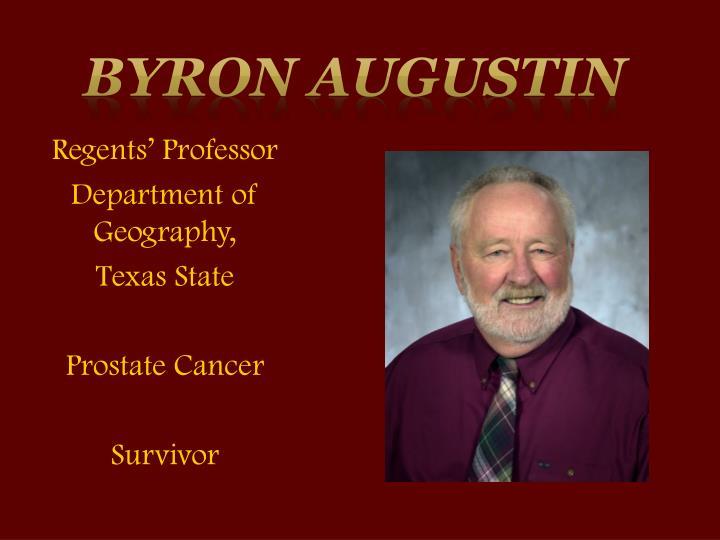 Byron Augustin