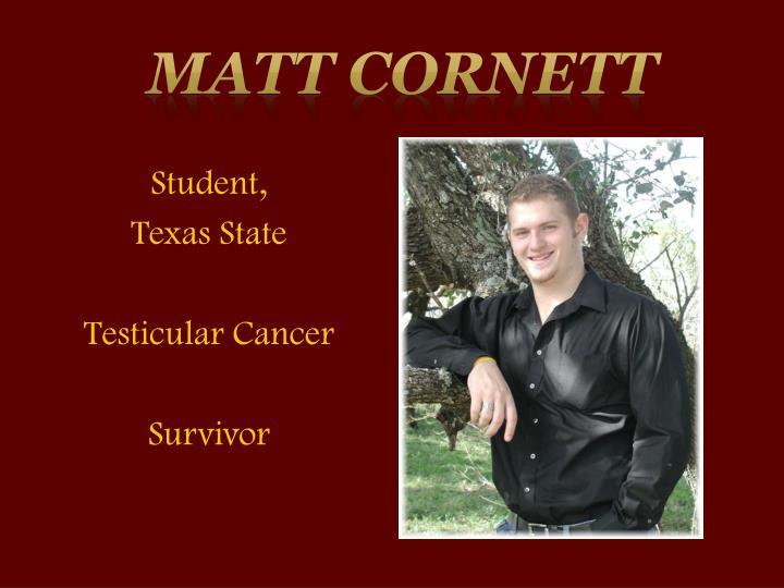 Matt COrnett
