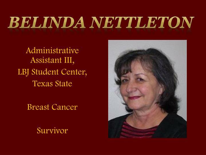 Belinda Nettleton