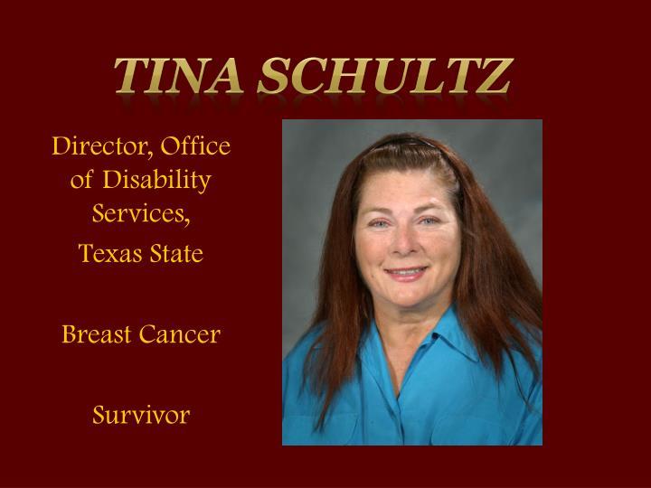 Tina Schultz