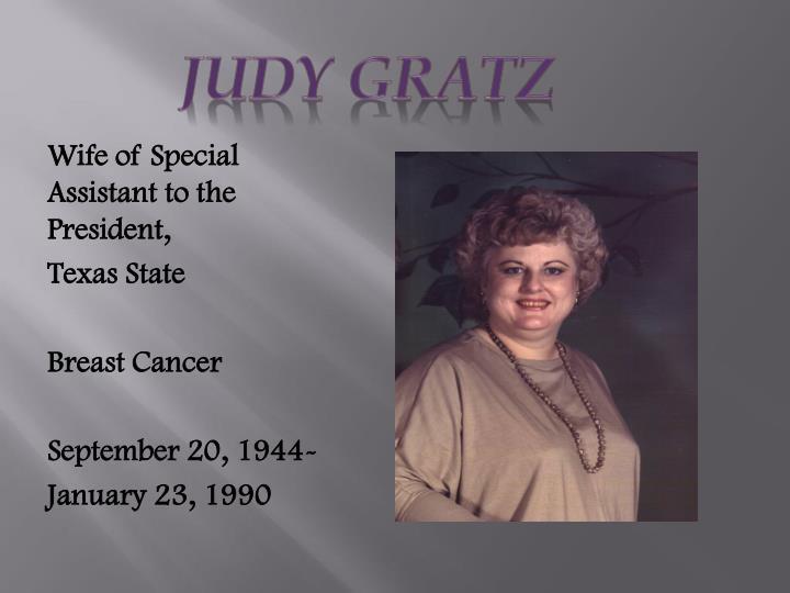 Judy Gratz