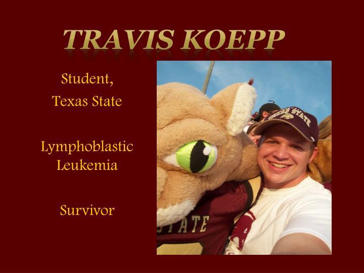 Travis Koepp