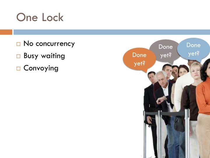 One Lock