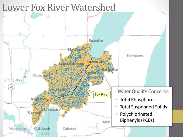 Lower Fox River Watershed