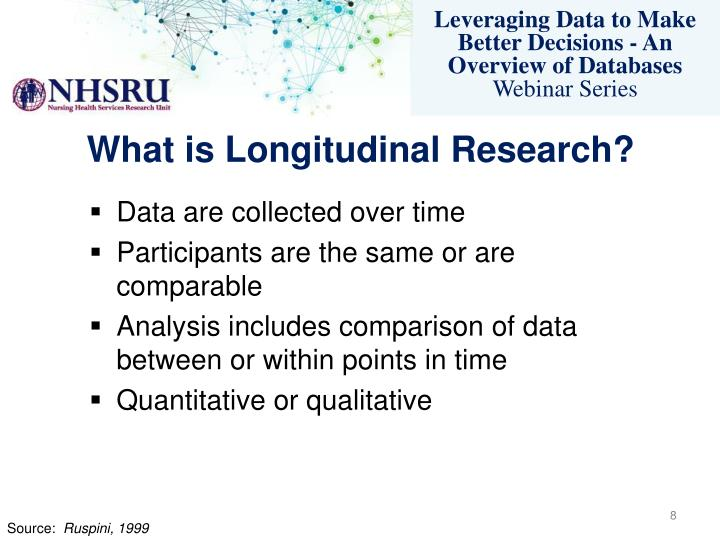 What is Longitudinal Research?