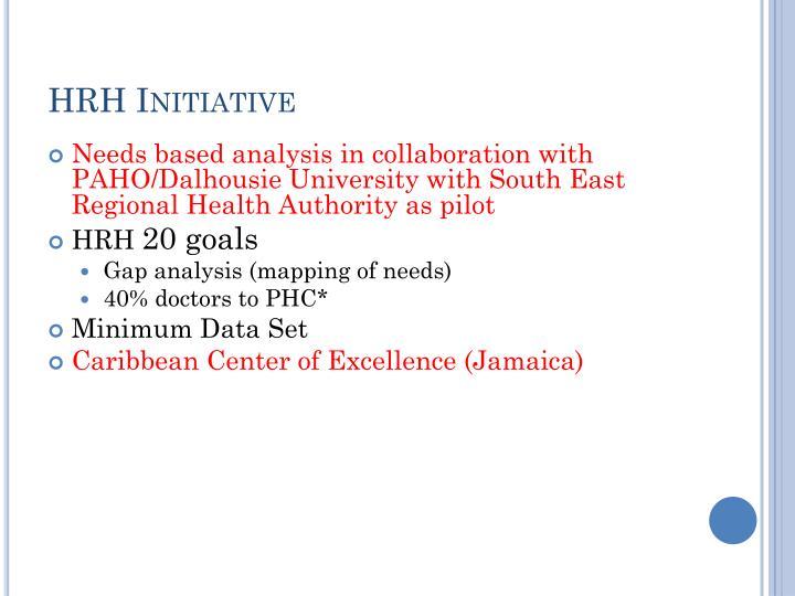 HRH Initiative